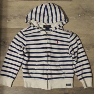 SALE! Polo Ralph Lauren: zipup hoodie